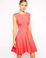 Ted Baker skater dress, from asos.com