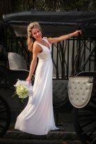 Wedding dress (US$299) - www.etsy.com/shop/ALENAFEDE