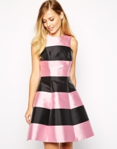 Coast Ellie May Dress in Bold Stripe, from asos.com
