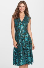 Eva Franco Marcel sequin and lace dress, from nordstrom.com