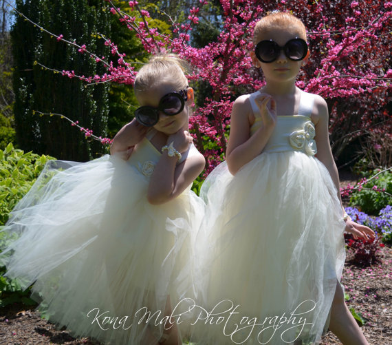 Flower Girl Dresses On Etsy.com