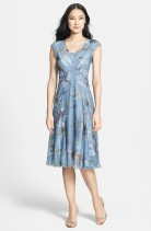 Komarov print mother-of-the-bride dress, from nordstrom.com