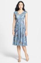 Komarov print mother-of-the-bride dress, from nordstrom.com