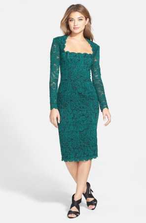 Maggy London mother-of-the-bride dress, from nordstrom.com