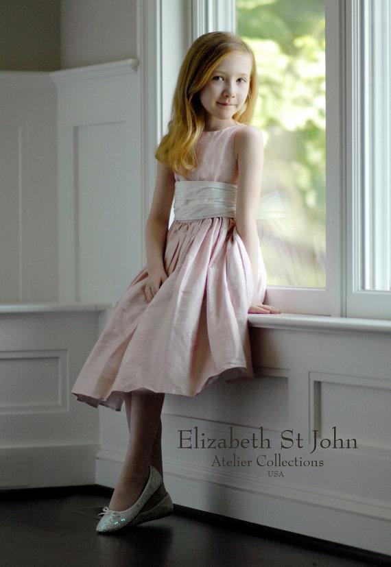 flower girl dresses on etsycom the merry bride