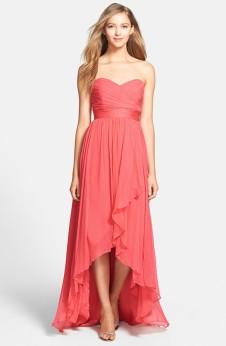 Jenny Yoo 'Shiloh' bridesmaid dress - nordstrom.com