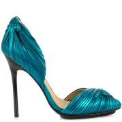 L.A.M.B. teal heels - from heels.com