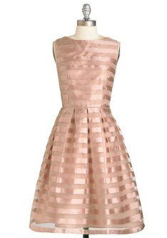 'Dinner and romancing' dress, from modcloth.com