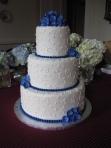 Wedding cake inspiration {via cakecentral.com}