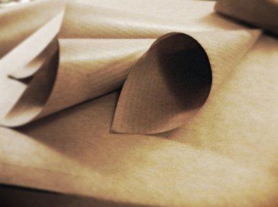 Rustic paper petal cones - www.etsy.com/shop/InsideMyNest