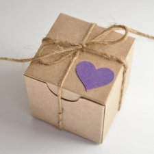 Wedding favor boxes - www.etsy.com/shop/AshleyCaitlinCrafts