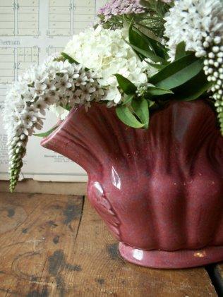 Marsala vintage vase - www.etsy.com/shop/CopperAndTin
