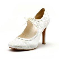 Lace wedding heels - www.etsy.com/shop/ChristyNgShoes