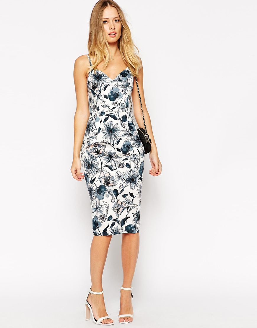 Wedding guest dress ideas the merry bride for Pencil dress for wedding