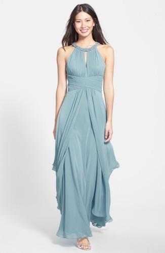 Eliza J bridesmaid dress - nordstrom.com