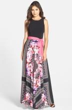 Eliza J maxi dress - nordstrom.com