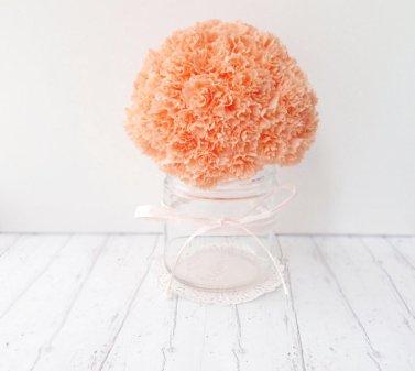 Paper flowers DIY kit - www.etsy.com/shop/byTheArtBug