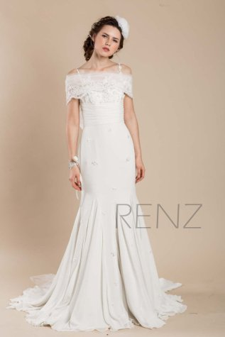 Wedding dress $399 - www.etsy.com/shop/RenzRags