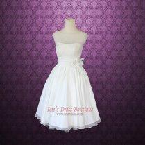1950s-style reception dress/short wedding dress - www.etsy.com/shop/ieie
