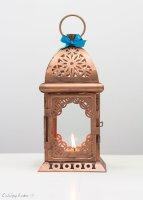 Copper lantern - www.etsy.com/shop/OpenVintageShutters