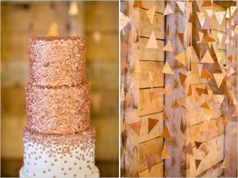 Copper wedding inspiration {via weddingchicks.com}