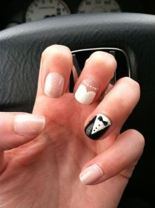 Something a little different for your nails! {via buzzfeed.com}