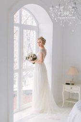 Wedding dress with beading detail - www.etsy.com/shop/DressesLioness