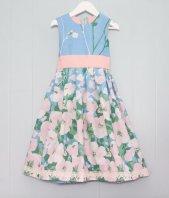 Vintage-style flower girl dress - www.etsy.com/shop/LittleBinks