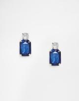 ASOS Drop Jewel Stud Earrings, from asos.com