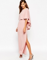 ASOS Extreme Cape Maxi Dress, from asos.com