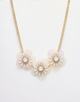 ASOS Sequin Stone Necklace, from asos.com