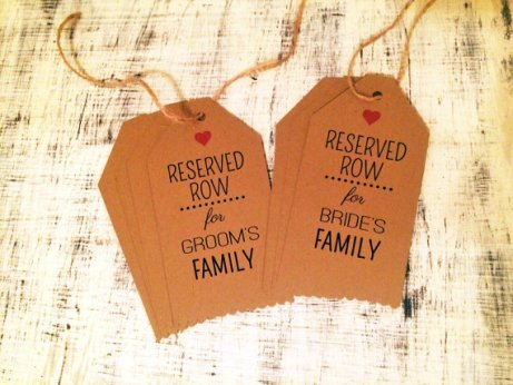 Reserved row tags - www.etsy.com/shop/TexasFarmersDaughter