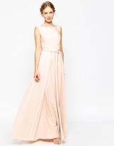 Asos maxi bridesmaid dress - asos.com