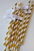 Bachelorette party straws - www.etsy.com/shop/LukinForLove