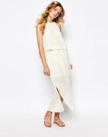 Darccy frill bridesmaid dress - asos.com