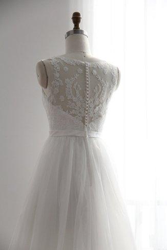 A-line wedding dress $329 - www.etsy.com/shop/GorgeousBridalGowns