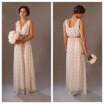 Boho wedding dress $400 - www.etsy.com/shop/ThisModernLoveBridal