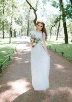 Boho wedding dress $470 - www.etsy.com/shop/Goroshina