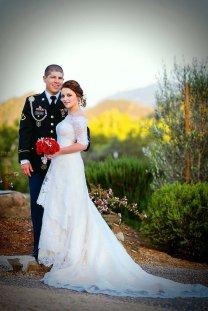 Lace off the shoulder wedding dress $430 - www.etsy.com/shop/ieie