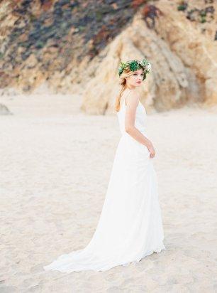 Two-piece wedding dress $450 - www.etsy.com/shop/Laceandlibertybridal
