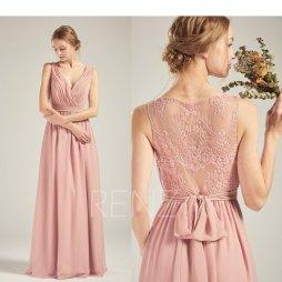 Blush bridesmaid dress, available from https://www.etsy.com/nz/listing/633701664/prom-dress-dusty-rose-chiffon?ga_order=most_relevant&ga_search_type=all&ga_view_type=gallery&ga_search_query=blush+bridesmaid+dress&ref=sc_gallery-1-1&plkey=bb5ca1377d3fb2d5ddf733a35eeeae5c05882770%3A633701664&pro=1&col=1