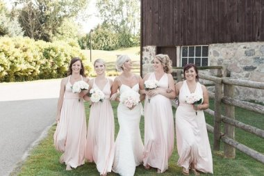 Blush bridesmaid dress, available from https://www.etsy.com/nz/listing/288170613/blush-bridesmaid-dress-infinity-dress?ga_order=most_relevant&ga_search_type=all&ga_view_type=gallery&ga_search_query=blush+bridesmaid+dress&ref=sr_gallery-1-1&organic_search_click=1&bes=1&col=1