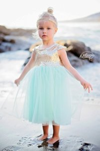 Mint and gold flower girl dress, available from https://www.etsy.com/nz/listing/197535903/ready-to-ship-mint-and-gold-sequin-cap?ga_order=most_relevant&ga_search_type=all&ga_view_type=gallery&ga_search_query=mint+flower+girl+dress&ref=sr_gallery-1-26&organic_search_click=1&pro=1