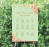 Seating plan, available from https://www.etsy.com/nz/listing/646384390/personalised-mint-blush-and-gold-wedding?ga_order=most_relevant&ga_search_type=all&ga_view_type=gallery&ga_search_query=mint%2C+blush+and+gold+wedding+decor&ref=sr_gallery-1-10&organic_search_click=1