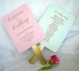 Available from https://www.etsy.com/nz/listing/544650692/gold-blush-pink-mint-green-wedding-fans?ga_order=most_relevant&ga_search_type=all&ga_view_type=gallery&ga_search_query=mint%2C+blush+and+gold+wedding+decor&ref=sr_gallery-1-35&organic_search_click=1