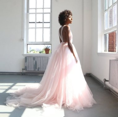 Blush wedding dress, available from https://www.etsy.com/nz/listing/467994707/tulle-wedding-skirt-pink-bridal-skirt?ga_order=most_relevant&ga_search_type=handmade&ga_view_type=gallery&ga_search_query=blush+wedding+gown&ref=sc_gallery-1-7&plkey=8baa6eae32e029e3f171cfdbc536e2b62838bbb0%3A467994707&col=1