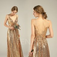 Gold bridesmaid dress, available from https://www.etsy.com/nz/listing/570226021/bridesmaid-dress-gold-sequin?ga_order=most_relevant&ga_search_type=all&ga_view_type=gallery&ga_search_query=gold+wedding+dress&ref=sr_gallery-1-21&organic_search_click=1