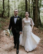 Dress available from https://www.etsy.com/nz/listing/656123965/vintage-wedding-dress-with-half-sleeves?ga_order=most_relevant&ga_search_type=handmade&ga_view_type=gallery&ga_search_query=&ref=sc_gallery-3-4&plkey=64e3531bca726a76cd83fa26efddd3a3d3c100d8%3A656123965&col=1